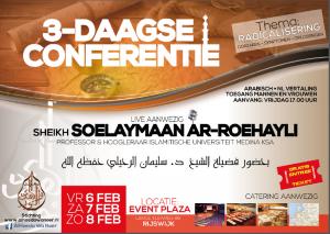 Programma 3 Daagse Conferentie