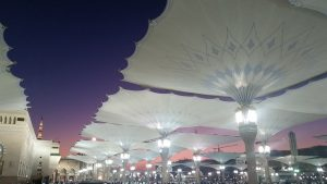Medina moskee an nabawi