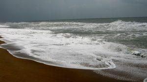zondes schuim van de zee